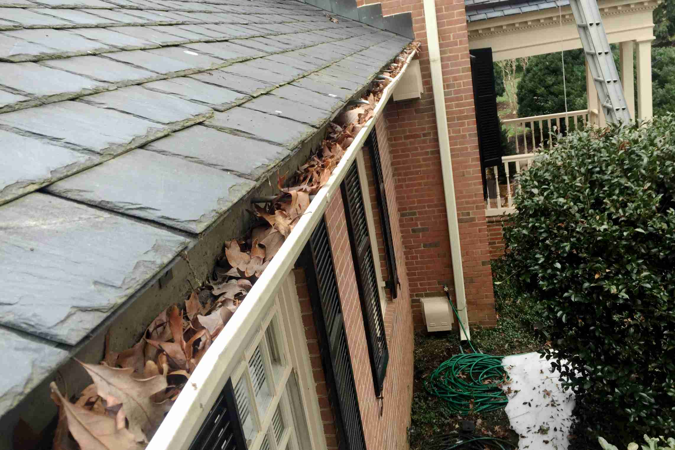 Gutter Cleaning Richmond Virginia