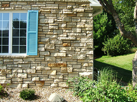 Stone House After